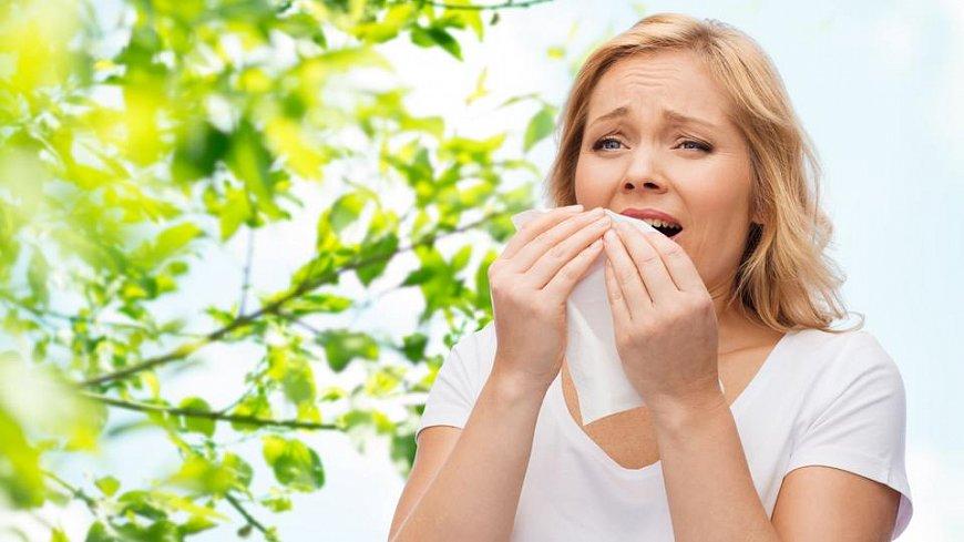 Насморк аллергический симптомы и лечение