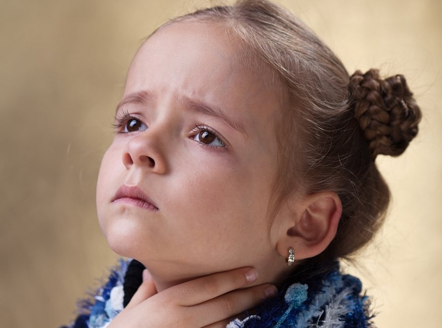 Осиплость голоса у ребенка без температуры лечение